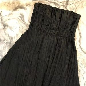 Betsey Johnson, Sz 2 Black Dress, W/Wout Belt